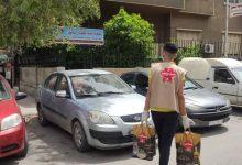 Photo of 1600 سلة غذائية من مؤسسة حسين الناصر التجارية