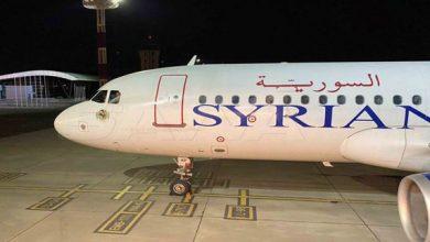 Photo of أول رحلة طيران من دمشق إلى أرمينيا منذ ثمان سنوات