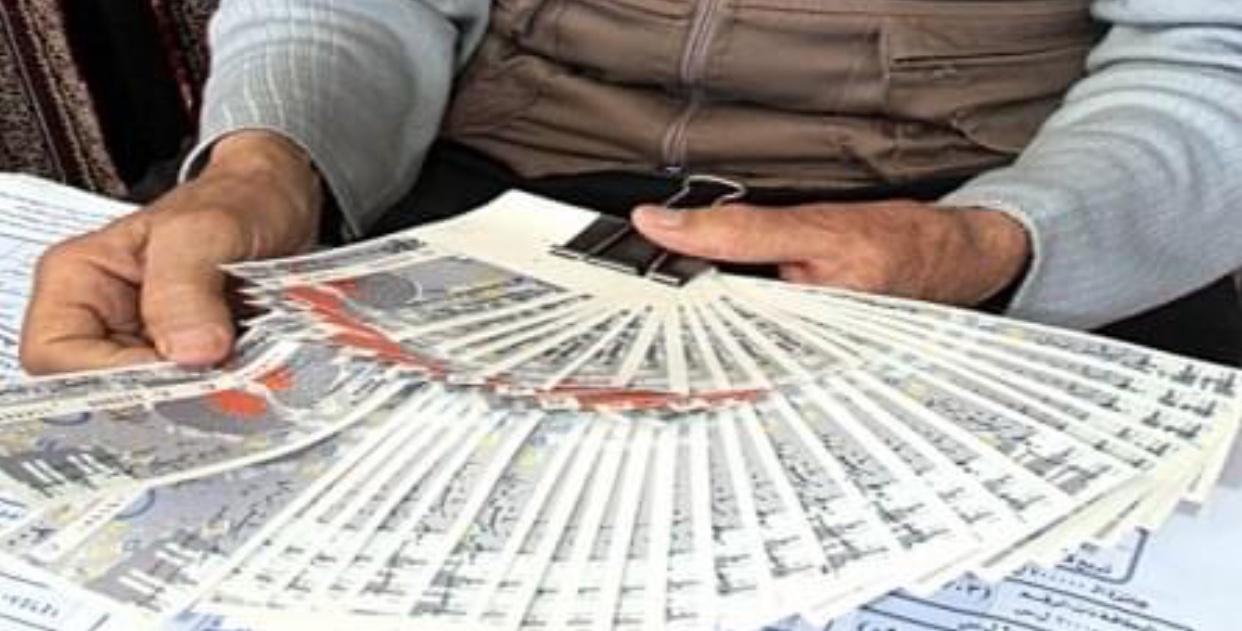 Photo of السوريون ينفقون ملياري ليرة على بطاقات يانصيب رأس سنة 2021