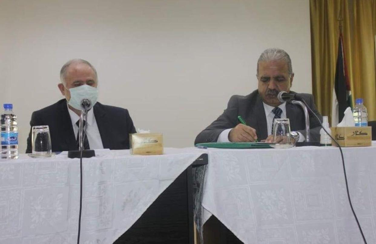 Photo of وزيران يجتمعان من أجل معالجة مشكلة مياه الشرب