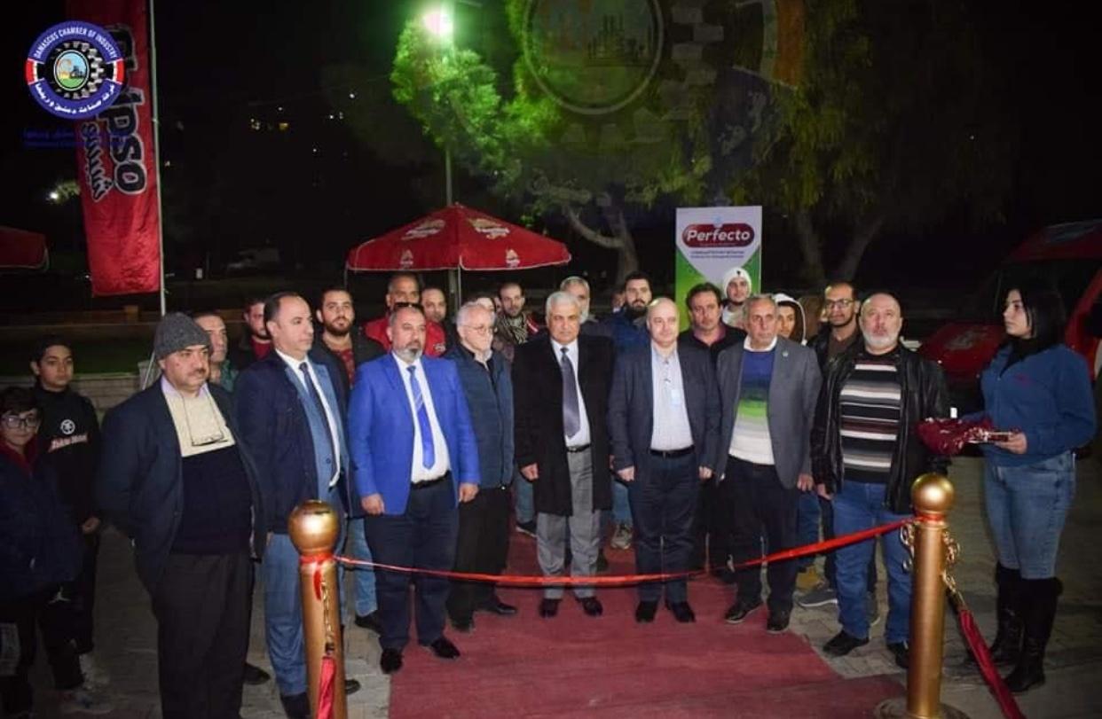 Photo of افتتاح مهرجان التسوق الشهري في دمشق