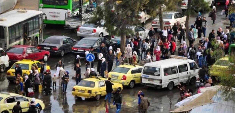 Photo of أزمة النقل مستمرة في دمشق.. والمحافظة: الـ(GPS) نهاية الشهر