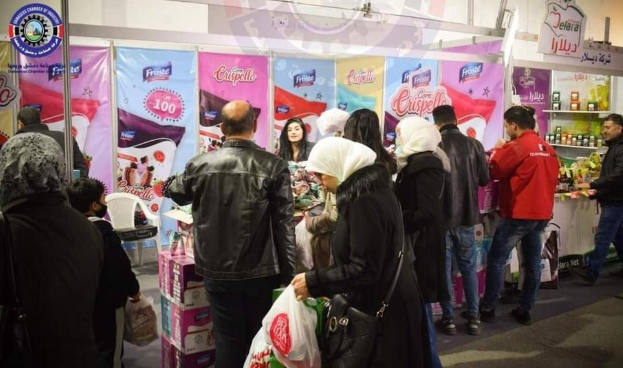 Photo of مهرجان التسوق الشهري يشهد إقبالا كبيرا مع الأيام الأخير له