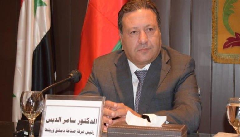 Photo of سامر الدبس:تحسن الليرة أعاد الصناعيين للعمل