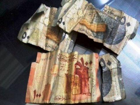 Photo of المركزي يستبدل 18 مليون ليرة أموال مشوهة وتالفة