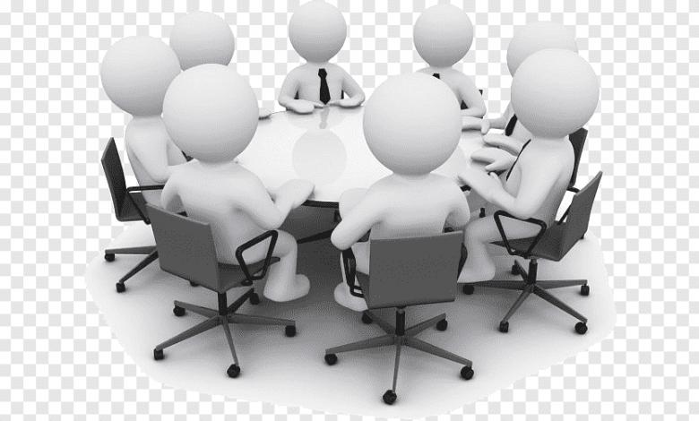 Photo of موت الاجتماعات